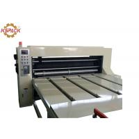 China Chain Type Corrugated Box Die Cutting Machine Paperboard  Cutting factory