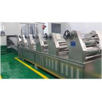 Buy cheap Professional Manual Noodle Making Machine , Noodle Manufacturing Process Line from Wholesalers