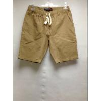 Buy cheap Casual Style Mens Colored Chinos Twill Pants , Simple Design Mens Short Beach Pants from Wholesalers