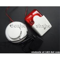 Buy cheap 2wired conventional network photoelectric cigarette smoke alarm from Wholesalers
