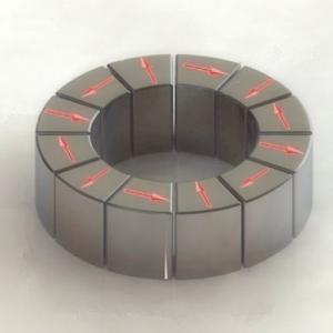 China Sintered Neodymium Halbach Array factory