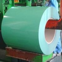 China Color-coated Steel Coil with 508mm Inner Diameter factory