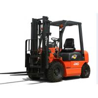 China 2 Tons Rated Capacity Diesel Forklift Truck Lifted Diesel Trucks With Excellent Manoeuvrability on sale