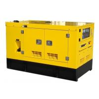 Buy cheap 35kva Water Cooled Silent Diesel Generator Leroy Somer Alternator Type from Wholesalers