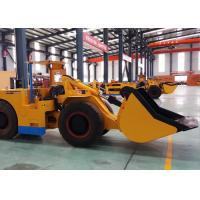 Buy cheap Load Haul Dump Underground Mining Equipment For Mining / Tunneling from wholesalers
