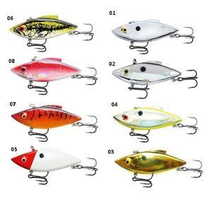 VIB Hard Fishing Lure 75mm/15.9g treble Hook bass lure Hard Bait