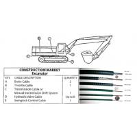 Buy cheap Various Lengths Push Pull Control Cable Construction Market Excavator Spare Parts from Wholesalers