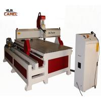 China Jinan CAMEL  Nc-studio /DSP /March 3 rotary wood acrylic PVC MDF 3 axis CNC engraving machine CA-1325 cnc router on sale