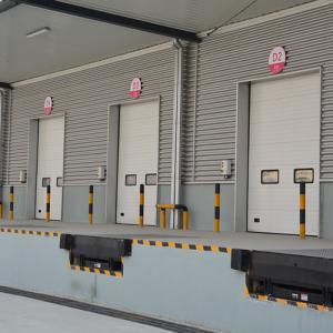 Buy cheap Insulated Sectional Door Durable Panel Door Warehouse door Manufacturer from Wholesalers