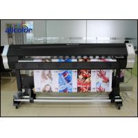 China Sino Color Epson DX Eco Solvent Printer For Outdoor And Indoor Printing factory