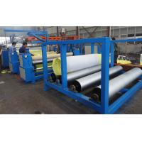 China nownven/woven/geotextile plastic compounding machine factory