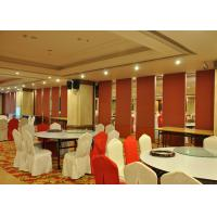 China Gypsum Eco-protection Stainless Steel Partition Wall For Conference Rooms on sale