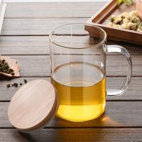China Heat insulation type handmade 100ml double wall glass cup  For Tea Espresso Coffee factory