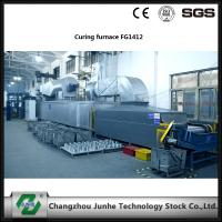 Buy cheap Low Noise Coating Furnace Heat Treatment Furnace High Effcient 14m*12m*0.3m from Wholesalers