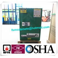 China Industry Mini Chemical Storage Cabinet , Metal Industrial Safety Cabinets CE Aprroved factory