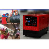 China MIG Portable Silent Diesel Welding Generator 500Amp TIG MMA Welding Machine factory