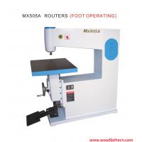 MX505A Foot operating router machine