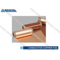 China Shielding Industry ED Conductive Copper Foil for transformer , mobile phone factory