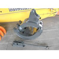 YANMAR Vio55 Excavator Grapple Support Rod Quick Hitch Joint Design