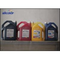 China C M Y K Color Seiko Solvent Ink With Effective And Reactive Particle factory