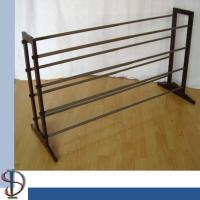 China MDF shoe stand / Shoes Display Rack / Home storage display rack for shoes / Expandable shoe rack / on sale