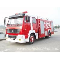 Buy cheap Fire fighting truck ZZ1192L4610 from Wholesalers