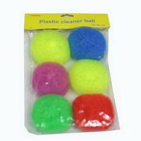 Buy cheap Plastic cleaning ball from Wholesalers