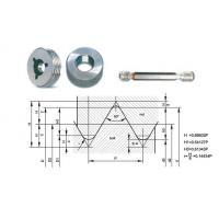 China AMERICAN THREAD PLUG AND RING  GAUGE on sale