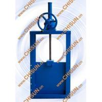 China sluice gate channel gate on sale
