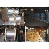 China Square Wire Mesh Wire strands & Wire Rope factory