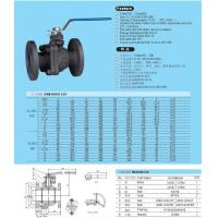 Buy cheap BALL VALVE 2PC CLASS 150/300 FLOATING FULL BORE BALL VALVE from Wholesalers