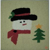 Buy cheap Garments SNOWMAN PILLOW from Wholesalers