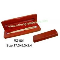 Buy cheap Wooden pen boxes RZ-001 from Wholesalers