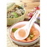 High nutrition surimi products Crab-meat boluses