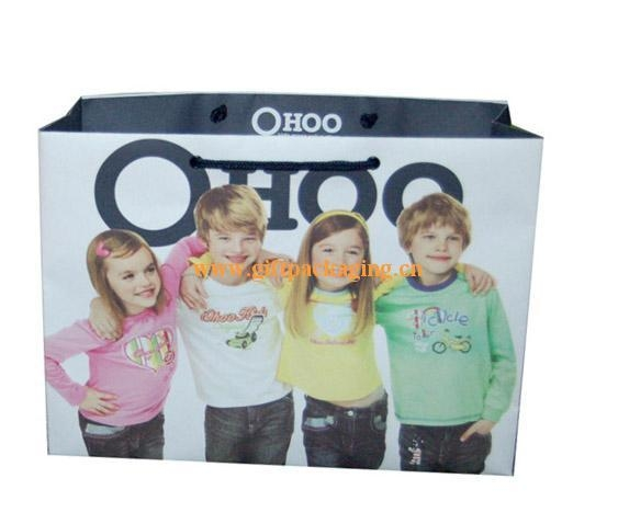 Quality promotion paper bag for sale