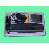 China Rear View parking sensor with hands free kit on sale