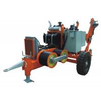 Buy cheap IRON HOUSING PULLING HOIST HY-YQ40 hydraulic puller from Wholesalers