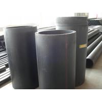 China Water supply and drainage pipe-PE service pipes factory