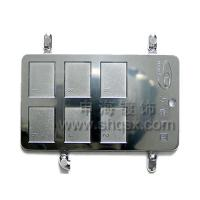 Buy cheap Plastic Trade Plastic Electroplating from Wholesalers