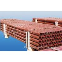 China Cast iron pipe factory