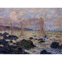 Buy cheap Impressionist(3830) Fishing_Nets_at_Pourville from Wholesalers