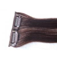 Quality top quality Remy clip in hair extensions wholesale