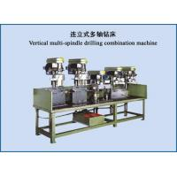 Buy cheap Drilling machine series Vertical multi-spindle drilling combination machine from Wholesalers