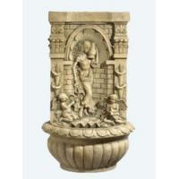 Buy cheap Lady and Cherubs Wall Fountain from wholesalers