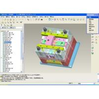 3D design for mold by Pro-E