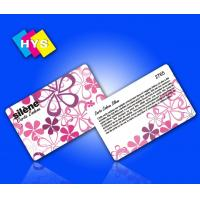 Buy cheap Plastic PVC Card HYS-126P from Wholesalers