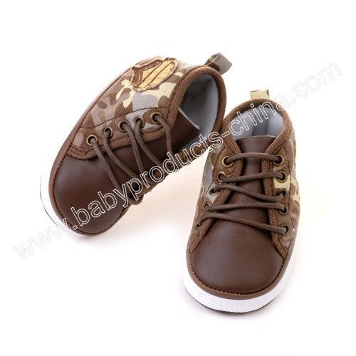 China PU Baby Shoes Model:RE0165 factory