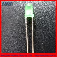 Buy cheap 3mm round led(3.0*5.3) green color from Wholesalers