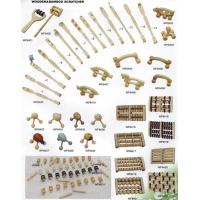 Buy cheap Bamboo&Wooden BeadsCurtain Wooden&Bamboo Scratcher from Wholesalers