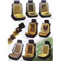 Buy cheap Bamboo&Wooden BeadsCurtain Car Seat Cushion from Wholesalers